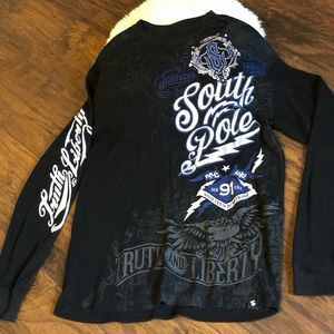 Southpole thermal tee